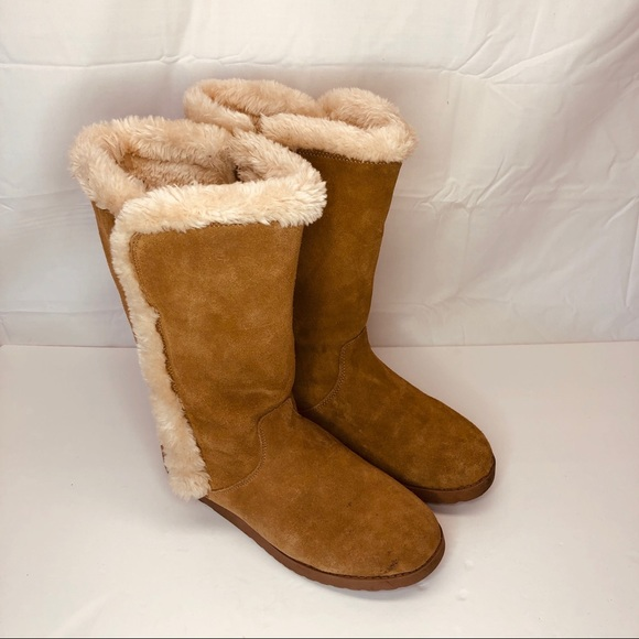 Target Shoes | Womens Suede Faux Fur